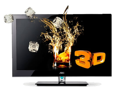 LE46H158Z - TV 3D SMART