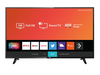 43S5295/78G - SMART TV FULL HD HDR