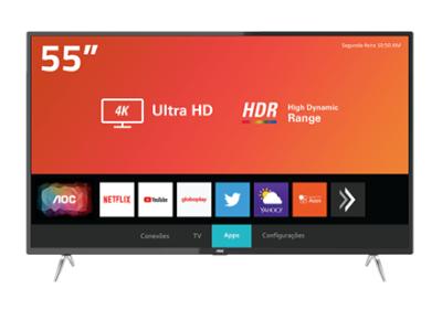 55U6295/78G - SMART TV 4K HDR