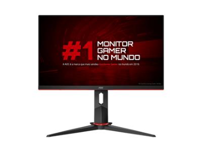 27G2/BK - MONITOR GAMER HERO IPS