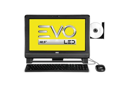 9545U-W8SL - COMPUTADOR 18,5'' WIDE EVO LED