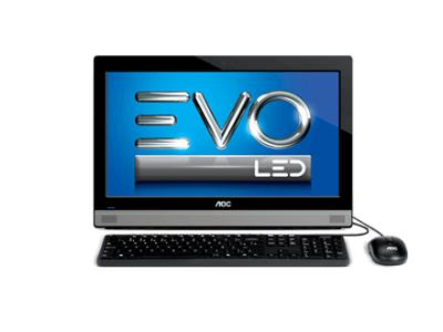 """20C45U-W81SL - COMPUTADOR 19,5"""" EVO LED"""